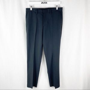 Black Calvin Klein Slim Fit Men's Dress Pants NWOT